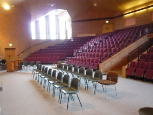 The Coton Centre in Tamworth is a wonderful venue for musical training events