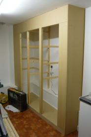 Cupboard conceptualised to music