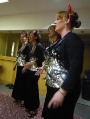 LABBS Quartet champions, Finesse