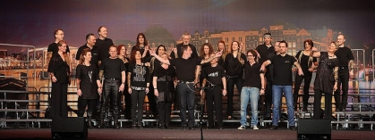 Heavy Medal from BinG!: Leading the world in mixed-chorus barbershop