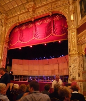 Harrogate's beautifully restored Royal Hall